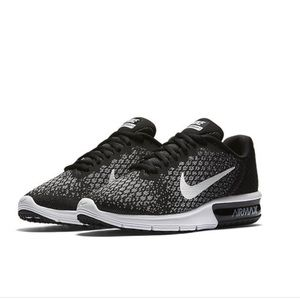Nike Ladies Air Max Sequent 2 Running Shoe